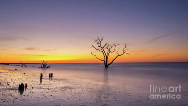 Wall Art - Photograph - Boneyard Beach Sunrise  by Michael Ver Sprill