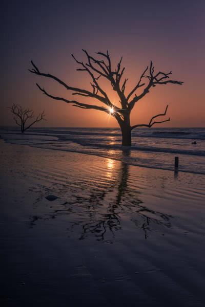 Photograph - Boneyard Glow - Botany Bay by Rick Berk