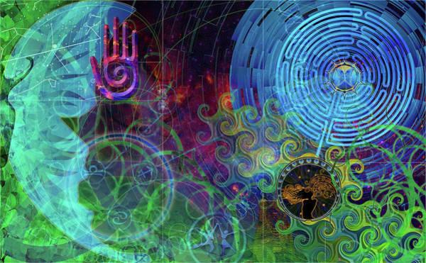 Digital Art - Bonita by Kenneth Armand Johnson