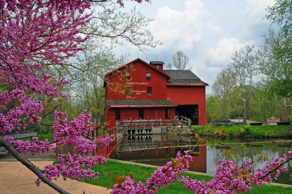Bonneyville Mill Wall Art - Photograph - Bonneyville Mill by Ben Prepelka