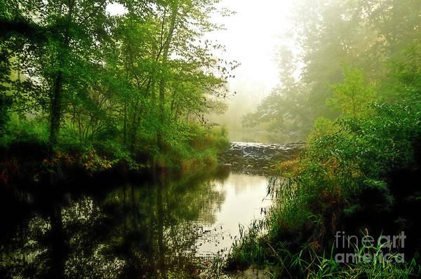 Bonneyville Mill Wall Art - Photograph - Bonneyville Mill Waterfall by David Arment