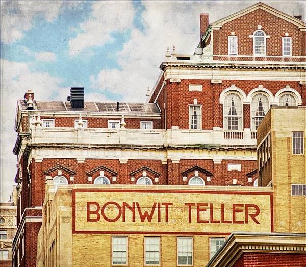 Photograph - Bonwit Teller by Alice Gipson