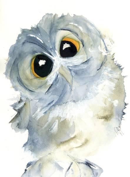 Painting - Boo by Dawn Derman