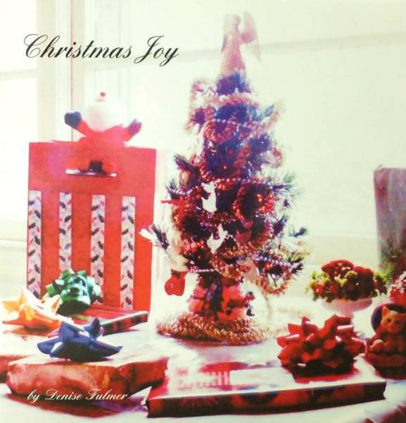 Photograph - Book Christmas Joy by Denise F Fulmer