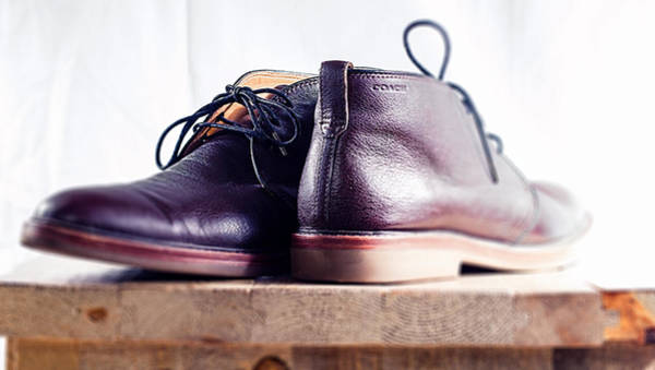 Items Photograph - Boots by Hyuntae Kim