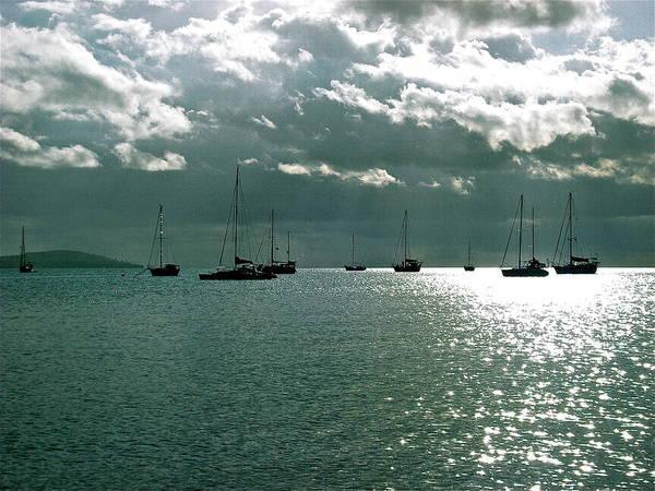 Photograph - Boqueron Bay by Felix Zapata