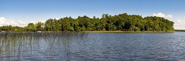 Photograph - Borden Lake Minnesota by Gary Eason