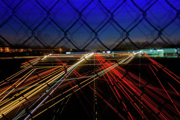 Photograph - Border Crossing by Kenny Thomas