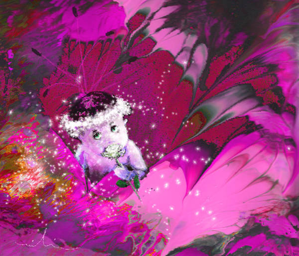 Painting - Born To Be Wild by Miki De Goodaboom