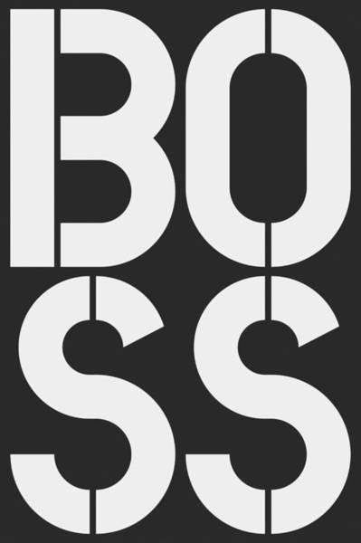 Guru Painting - Boss-1 by Three Dots