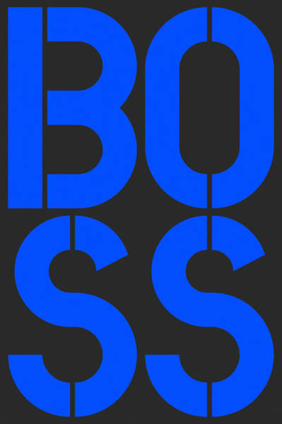 Guru Painting - Boss-3 by Three Dots