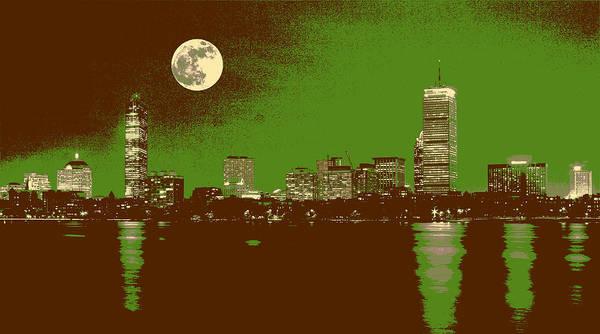 Photograph - Boston by Artistic Panda