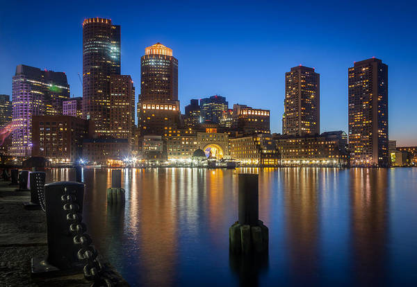 Photograph - Boston Blues by Andy Bitterer