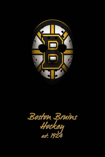 Wall Art - Photograph - Boston Bruins Established by Joe Hamilton