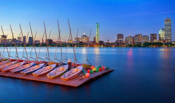 Villandry Photograph - Boston  by Christopher Villandry
