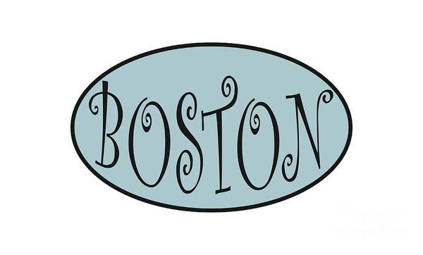 Digital Art - Boston by David Millenheft
