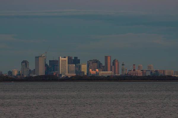 Photograph - Boston Dawn by Brian MacLean