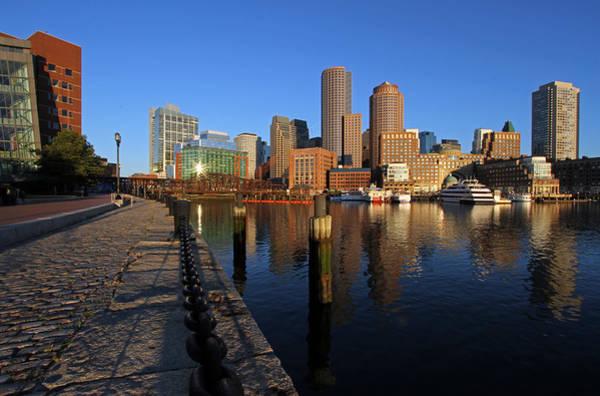 Photograph - Boston Fan Pier by Juergen Roth