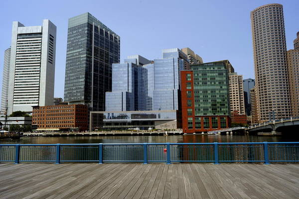 Jasmin Photograph - Boston by Jasmin Hrnjic