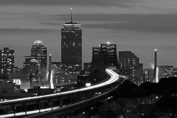 Photograph - Boston Lifeline by Juergen Roth