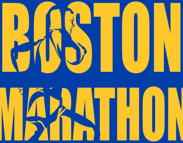Wall Art - Photograph - Boston Marathon by Joe Hamilton