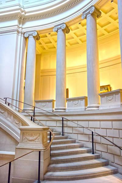 Photograph - Boston Museum Of Fine Arts - Y2 by Carlos Diaz