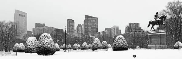 Photograph - Boston Nor'easter by Juergen Roth