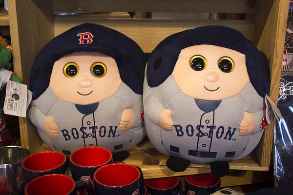 Photograph - Boston Baseball - Boston Series 12 by Carlos Diaz