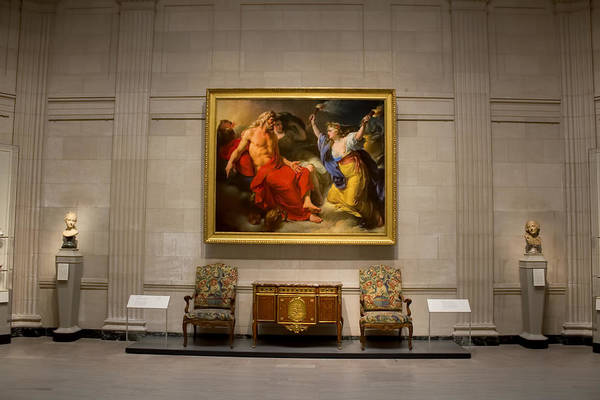 Photograph - Boston Art Museum - Boston Series 17 by Carlos Diaz
