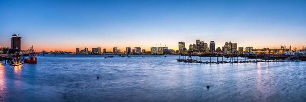Wall Art - Photograph - Boston Skyline by Tim Sullivan