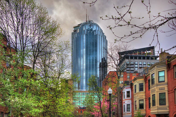 Photograph - Boston South End Architecture In Spring - Boston by Joann Vitali