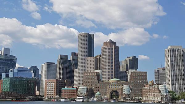 Photograph - Boston The Beautiful by Roberta Byram