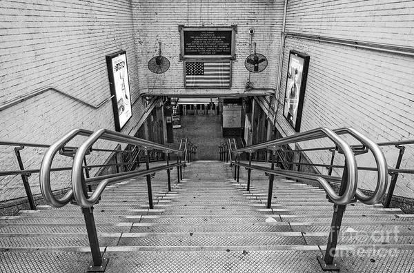 Wall Art - Photograph - Boston Transit by Charles Dobbs
