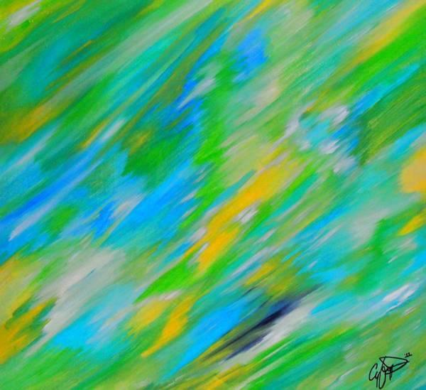 Painting - Bota Anna Bass by Cyryn Fyrcyd