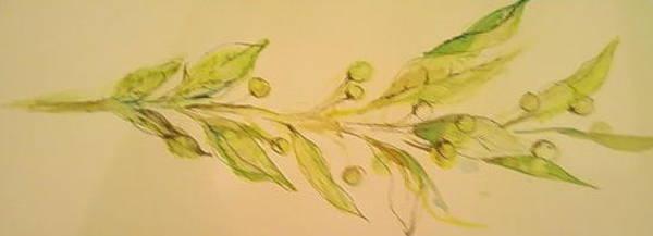 Wall Art - Painting - Botanical  by Chelsea Nunn