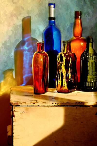 Wall Art - Photograph - Bottle It Up by Diana Angstadt