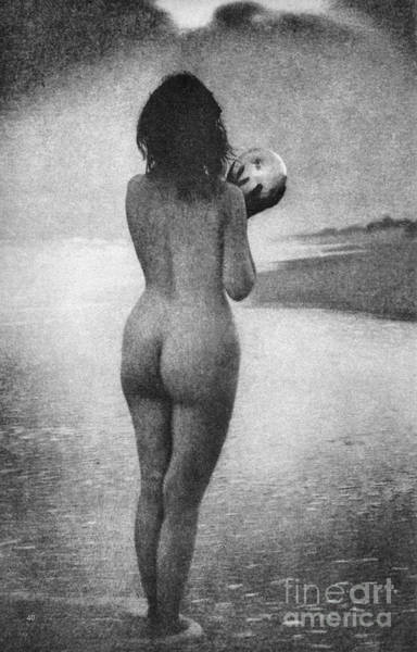 Photograph - Boughton: Dawn, 1909 by Granger