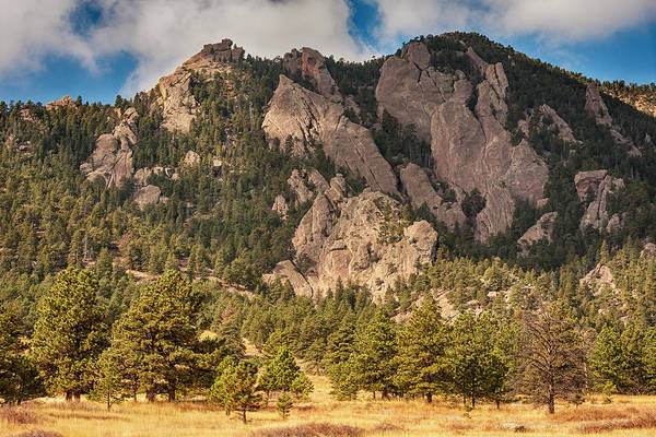 Photograph - Boulder Formations by James BO Insogna