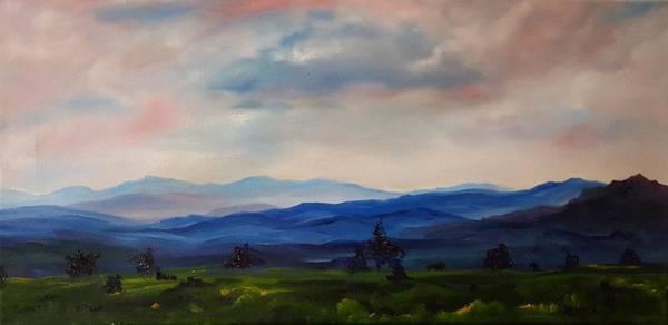 Painting - Boulder Montana Views    74 by Cheryl Nancy Ann Gordon