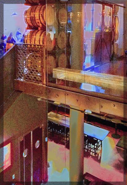 Wall Art - Digital Art - Boulevard Brewery Interior by Julie Flanagan