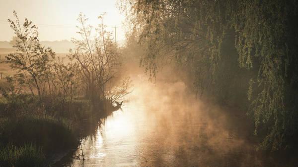 Nottinghamshire Photograph - Boundary by Chris Dale