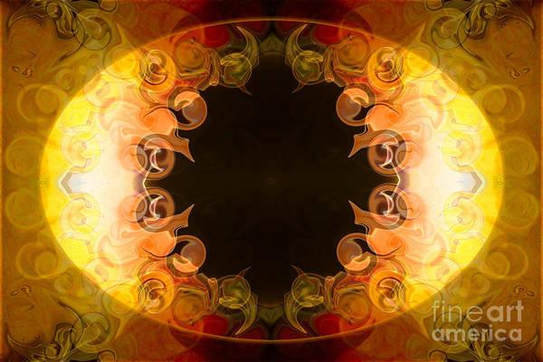 Digital Art - Bountiful Bliss Abstract Organic Bliss Art By Omaste Witkowski  by Omaste Witkowski