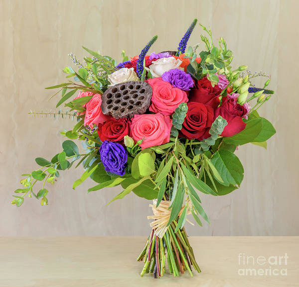 Floristry Photograph - Bouquet Of Beauty For You by Viktor Birkus
