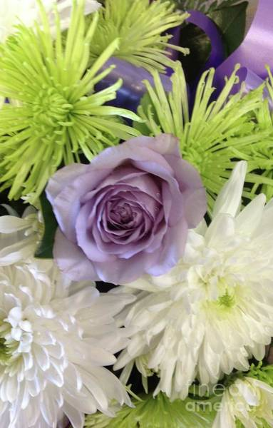 Floristry Photograph - Bouquet Of Beauty by By Divine Light