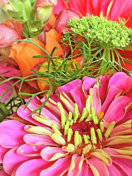 Photograph - Bouquet Parfait by Jill Love