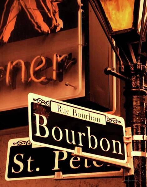 Photograph - Bourbon Street by Coleman Mattingly