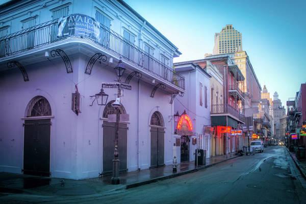 Wall Art - Photograph - Bourbon Street, New Orleans by Art Spectrum
