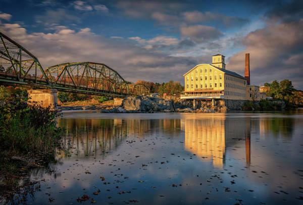 Photograph - Bowdoin Mill by Rick Berk