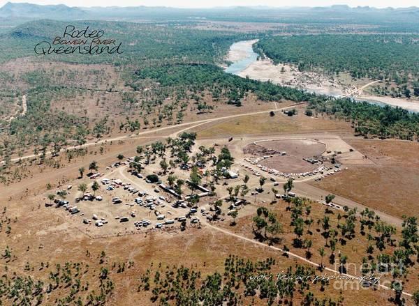 Photograph - Bowen River Rodeo Australia by Vicki Ferrari