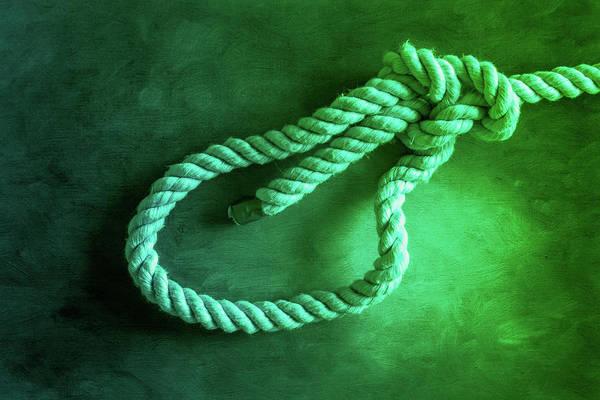 Photograph - Bowline Knot 1 by Steven Greenbaum